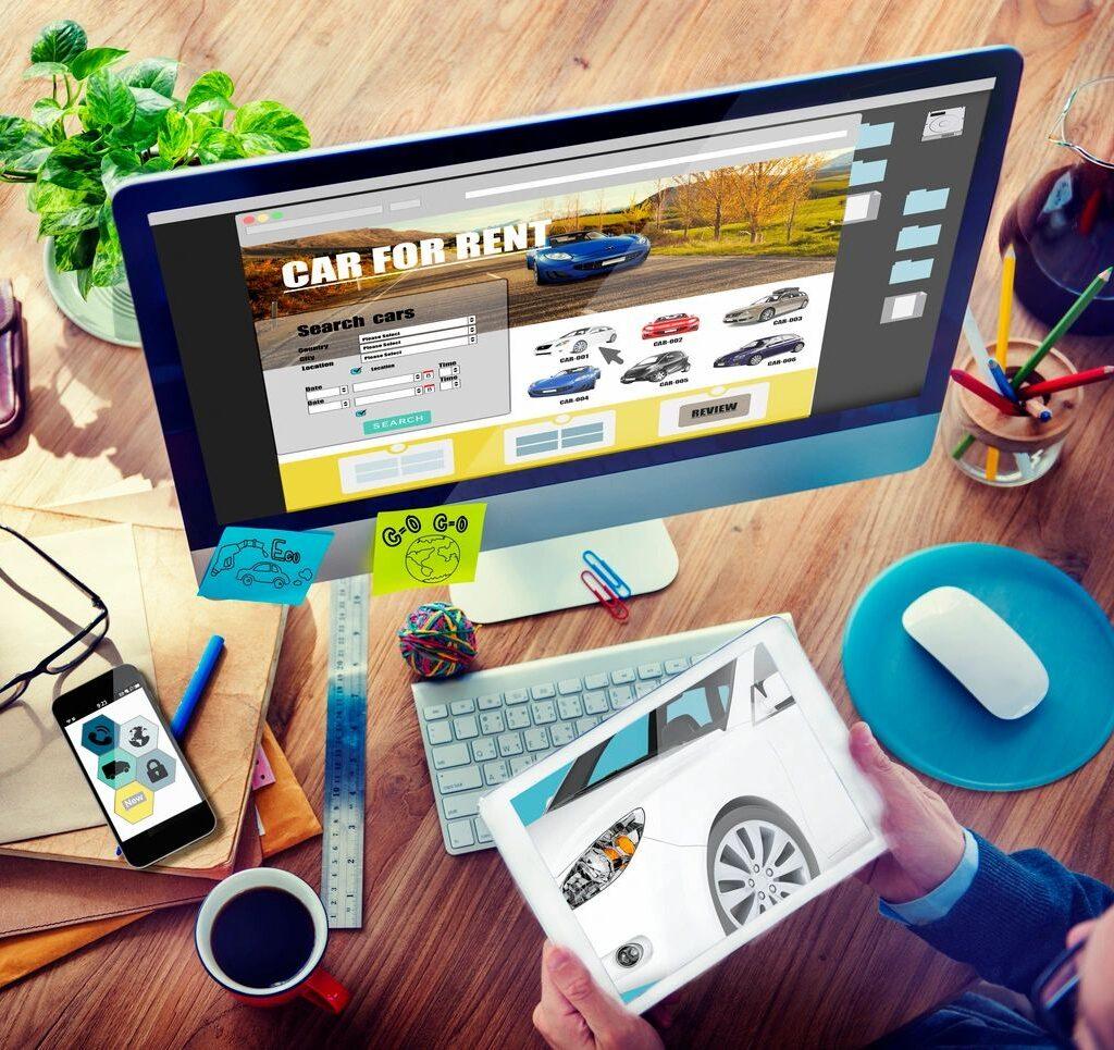 .com website hosting
