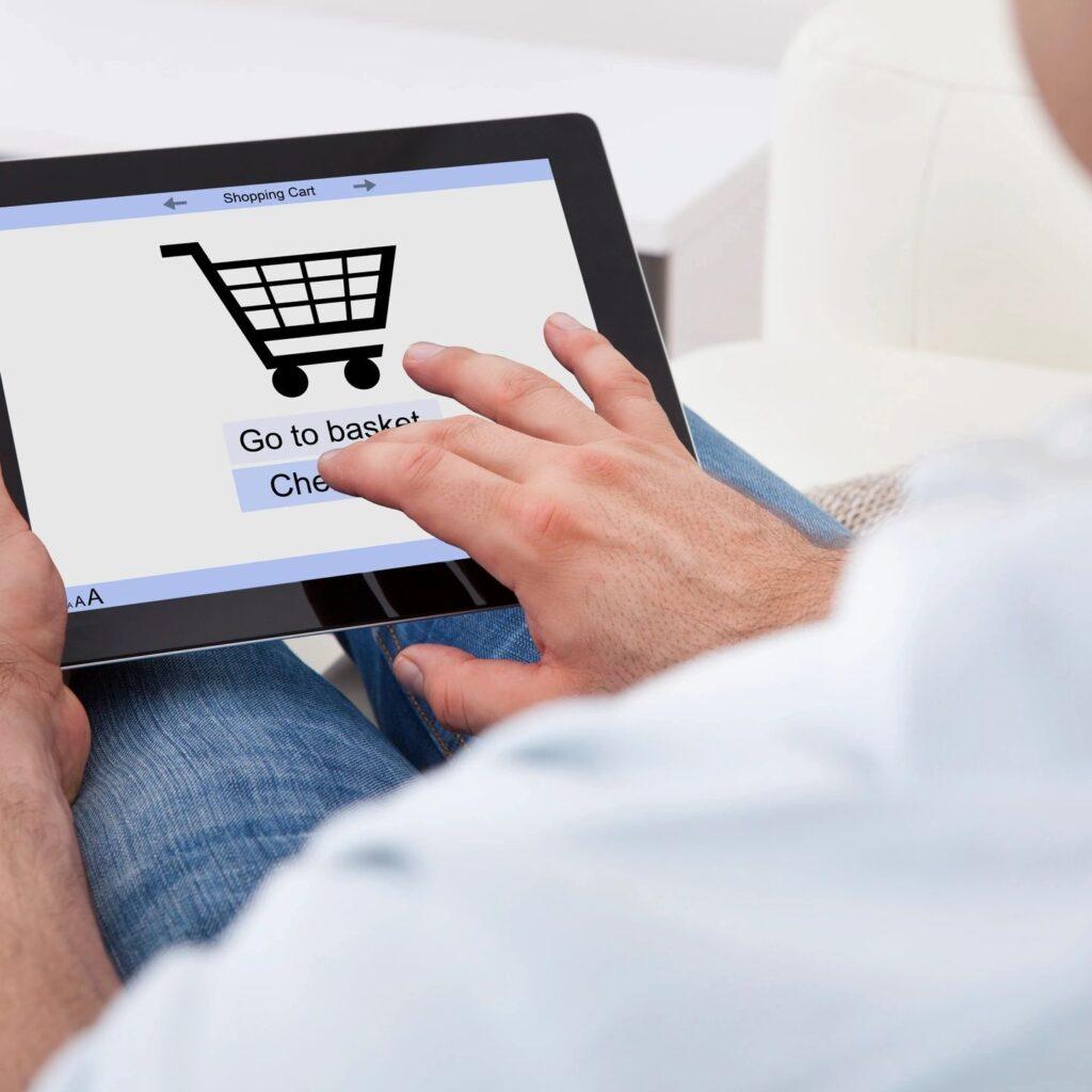 Ecommerce Online Web Store